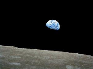 Lunar Earth Rise